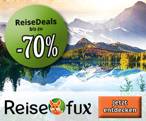 Deals von Reisefux - Deals